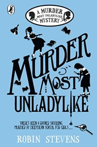 Murder most unladylike